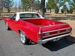 1972 CHEVROLET EL CAMINO 2 DOOR PICKUP - Rear 3/4 - 88837