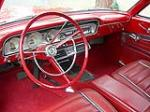 1964 FORD FAIRLANE 2 DOOR HARDTOP COUPE - Interior - 88842