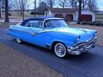 1956 FORD SUNLINER 2 DOOR CONVERTIBLE - Side Profile - 88851