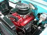 1956 CHEVROLET BEL AIR 2 DOOR CONVERTIBLE - Engine - 88853