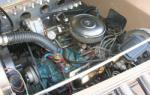2000 AUBURN BOATTAIL SPEEDSTER RE-CREATION - Engine - 88872