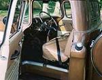 1957 CHEVROLET 3100 PICKUP - Interior - 88912