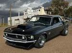 1969 FORD MUSTANG CUSTOM FASTBACK - Front 3/4 - 88932