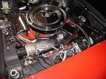 1971 CHEVROLET CORVETTE 2 DOOR CONVERTIBLE - Engine - 88945
