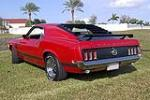 1970 FORD MUSTANG BOSS 302 SPORTSROOF - Rear 3/4 - 88961