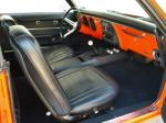 1968 CHEVROLET CAMARO CUSTOM COUPE - Interior - 88965