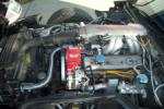1987 CHEVROLET CORVETTE CONVERTIBLE - Engine - 88979