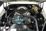 1968 PONTIAC FIREBIRD 2 DOOR CONVERTIBLE - Engine - 89009