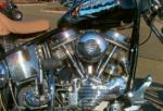 1953 HARLEY-DAVIDSON FL CUSTOM MOTORCYCLE - Engine - 89015
