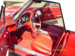 1963 CHEVROLET CORVETTE 2 DOOR CONVERTIBLE - Interior - 89033