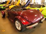 1999 PLYMOUTH PROWLER 2 DOOR CONVERTIBLE - Rear 3/4 - 89045