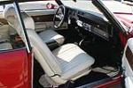 1970 OLDSMOBILE CUTLASS 442 2 DOOR CONVERTIBLE - Interior - 89069