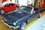 1966 FORD MUSTANG CONVERTIBLE - Front 3/4 - 89080