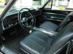 1966 DODGE CORONET 500 2 DOOR CONVERTIBLE - Interior - 89160