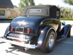 1932 FORD CUSTOM CABRIOLET - Rear 3/4 - 89168