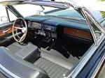 1963 LINCOLN CONTINENTAL 4 DOOR CONVERTIBLE - Interior - 89183