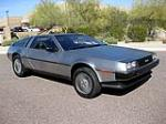 1981 DELOREAN DMC-12 GULLWING - Front 3/4 - 89185