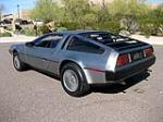 1981 DELOREAN DMC-12 GULLWING - Rear 3/4 - 89185