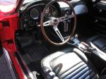 1967 CHEVROLET CORVETTE CONVERTIBLE - Interior - 89191