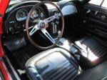 1967 CHEVROLET CORVETTE COUPE - Interior - 89192