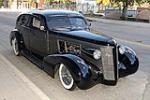 1937 BUICK SERIES 60 CUSTOM 4 DOOR SEDAN - Front 3/4 - 89208
