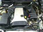 1995 MERCEDES-BENZ E320 2 DOOR CONVERTIBLE - Engine - 89224