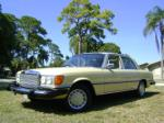 1977 MERCEDES-BENZ 280SE 4 DOOR SEDAN - 89226