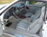 1991 MERCEDES-BENZ 300SL ROADSTER - Interior - 89286