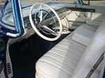1958 CADILLAC SEDAN DE VILLE CUSTOM 4 DOOR HARDTOP - Interior - 89294
