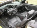 2002 PONTIAC TRANS AM CONVERTIBLE - Interior - 89342
