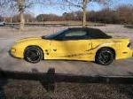 2002 PONTIAC TRANS AM CONVERTIBLE - Side Profile - 89342