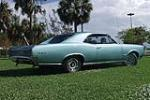 1966 PONTIAC GTO 2 DOOR HARDTOP - Rear 3/4 - 89633