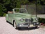 1948 LINCOLN CONTINENTAL CONVERTIBLE - Front 3/4 - 89753