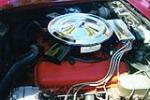 1972 CHEVROLET CORVETTE 2 DOOR CUSTOM COUPE - Engine - 90909