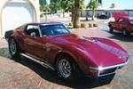 1972 CHEVROLET CORVETTE 2 DOOR CUSTOM COUPE - Side Profile - 90909