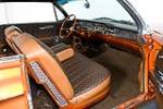 1962 CADILLAC SERIES 62 CUSTOM CONVERTIBLE - Interior - 90963