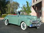 1942 FORD SUPER DELUXE CONVERTIBLE - Front 3/4 - 90970