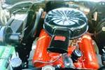 1957 CHEVROLET BEL AIR SPORT COUPE - Engine - 90983