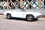 1966 CHEVROLET CORVETTE 2 DOOR CONVERTIBLE - Front 3/4 - 90986