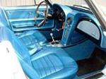 1966 CHEVROLET CORVETTE 2 DOOR CONVERTIBLE - Interior - 90986