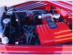 1938 FORD CUSTOM PICKUP TRUCK - Engine - 90988