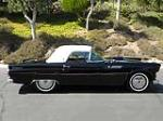 1955 FORD THUNDERBIRD CONVERTIBLE - Side Profile - 90992