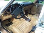 1986 MERCEDES-BENZ 560SL 2 DOOR CONVERTIBLE - Interior - 91047