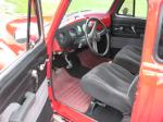 1954 GMC 100 DELUXE CUSTOM PICKUP - Interior - 91063