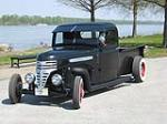 1940 GMC 100 CUSTOM PICKUP - Front 3/4 - 91064