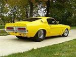 1968 FORD MUSTANG CUSTOM FASTBACK - Rear 3/4 - 91101