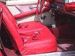 1957 FORD THUNDERBIRD CONVERTIBLE - Interior - 91127