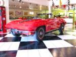 1967 CHEVROLET CORVETTE CONVERTIBLE - Front 3/4 - 91182