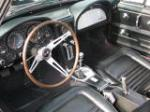 1967 CHEVROLET CORVETTE CONVERTIBLE - Interior - 91182