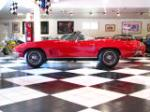 1967 CHEVROLET CORVETTE CONVERTIBLE - Side Profile - 91182